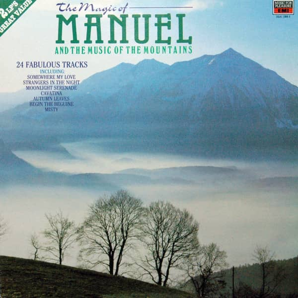 The Magic Of Manuel And The Music Of Mountains (2-LP)