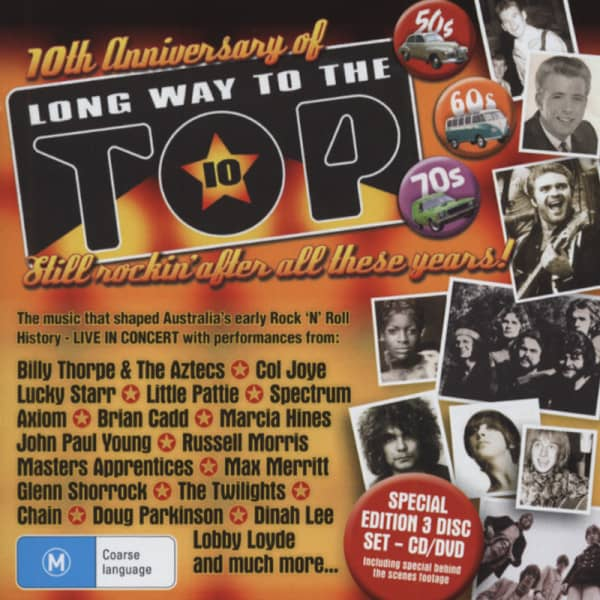 Long Way To The Top - In Concert (CD&2DVD)