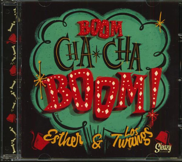 Boom Cha-Cha Boom! (CD)