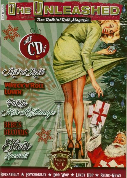 Das Rock'n'Roll Magazin - Ausgabe 6 - Dezember-Januar 2016-17