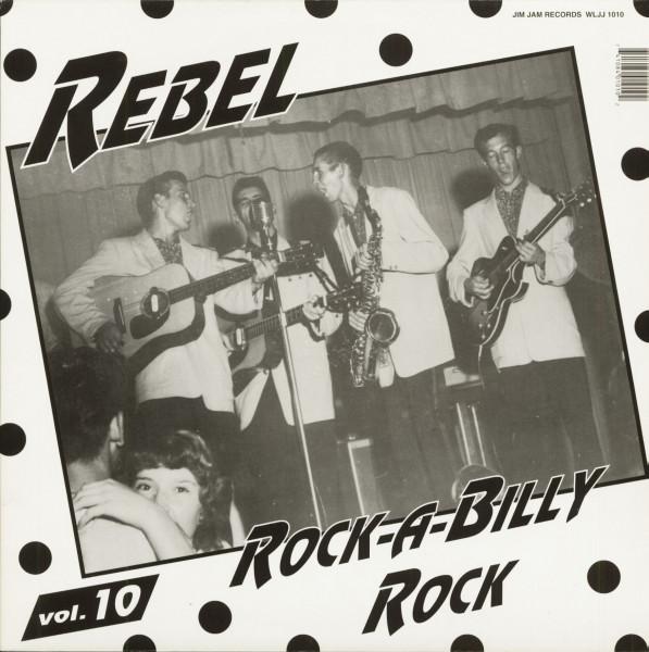 Rebel Rockabilly Vol.10 (LP)