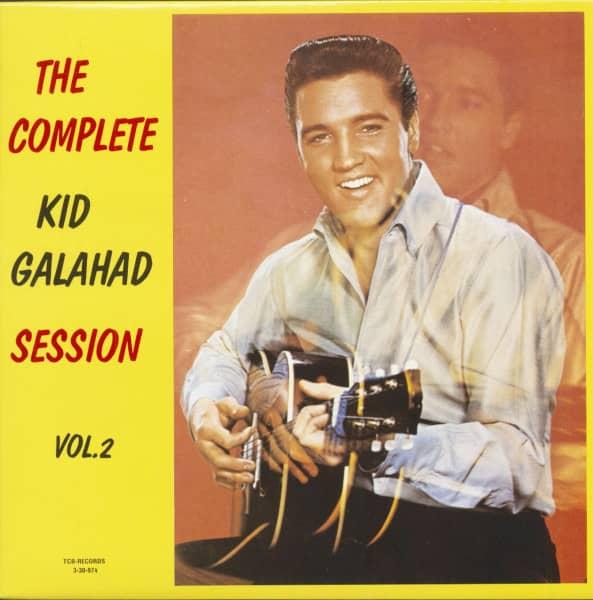 The Complete Kid Galahad Session Vol.2 (LP)