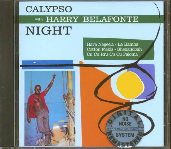Calypso Night (CD)