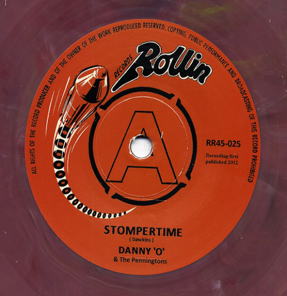 Thunder Bay Phantom - Stompertime 7inch, 45rpm, SC