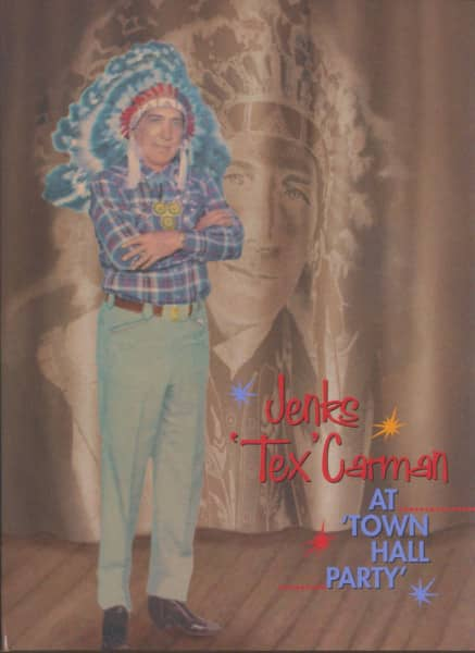 Jenks Tex Carman At Town Hall Party (DVD)