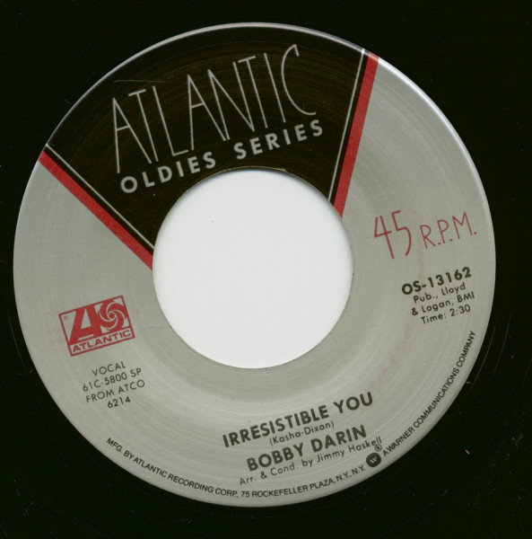 Irresistible - Baby Face (7inch, 45rpm)