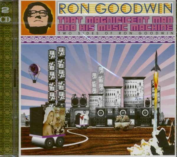 That Magnificent Man And His Music Machine (2-CD)