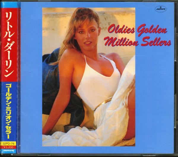 Oldies Golden Million Sellers (CD, Japan)