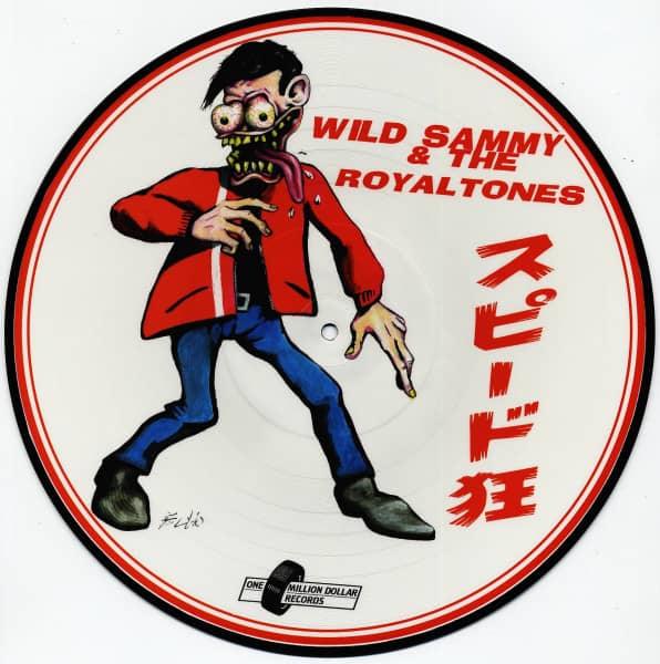Wild Datsun - Picture Disc