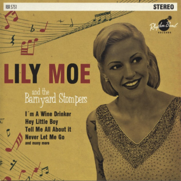 Lily Moe & The Barnyard Stompers (2013)