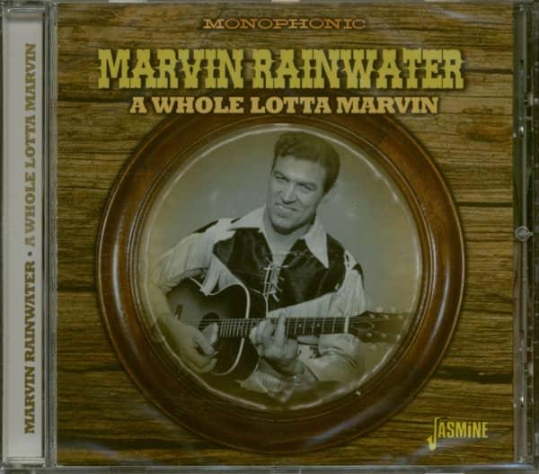 A Whole Lotta Marvin (CD)