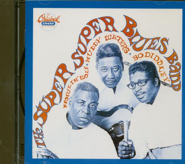Super Super Blues Band (CD)