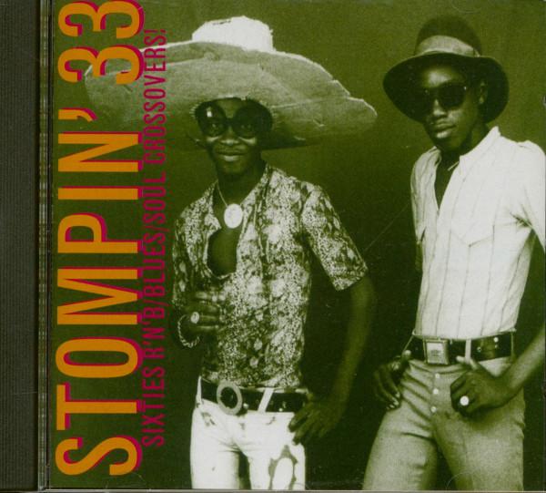 Stompin' Vol.33 (CD)