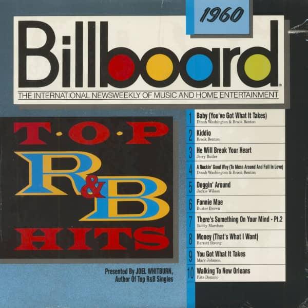 Billboard Top R&B Hits - 1960