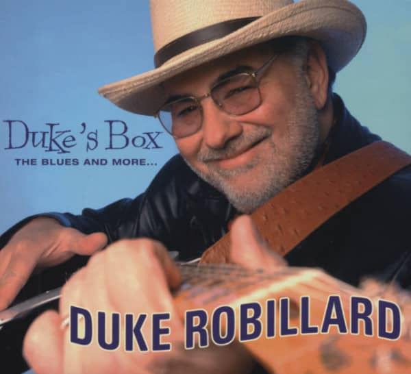 Duke's Box - The Blues And More (3-CD)