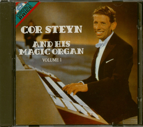 Cor Steyn And His Magic Organ Vol. 1 (CD)