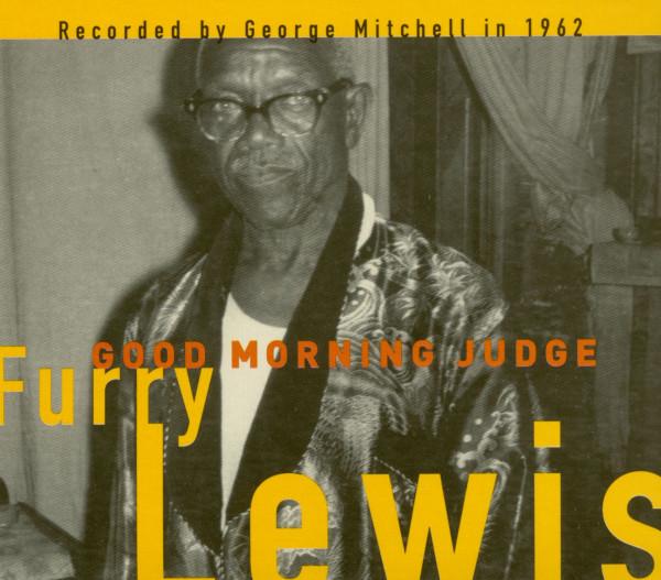 Good Morning Judge (CD)