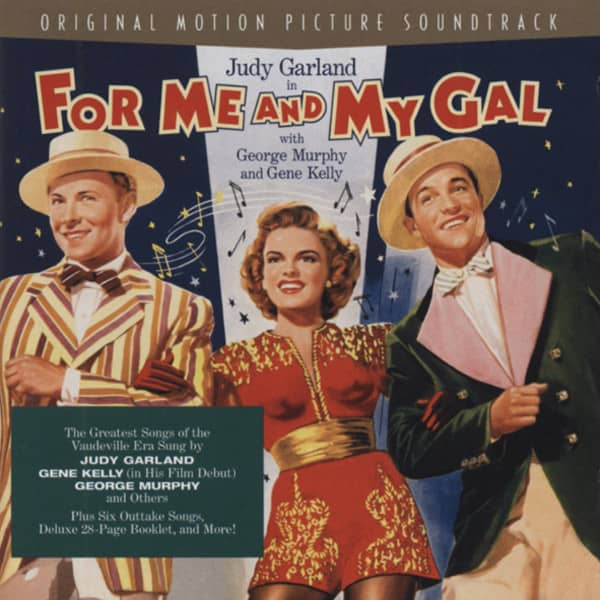 For Me And My Gal(1942) - Original Soundtrack