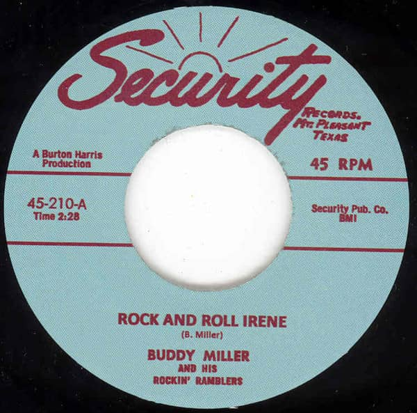 Rock And Roll Irene - I Got Me A Woman (7inch, 45rpm)