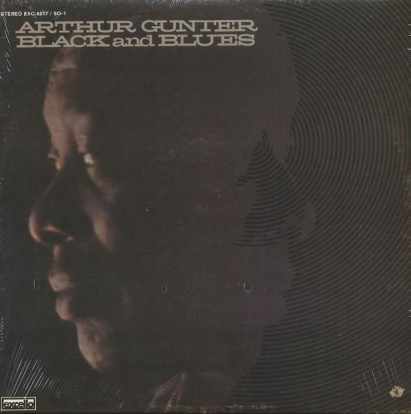 Black And Blues (LP)