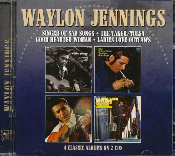 4 Classic Albums on 2 CDs (2-CD)
