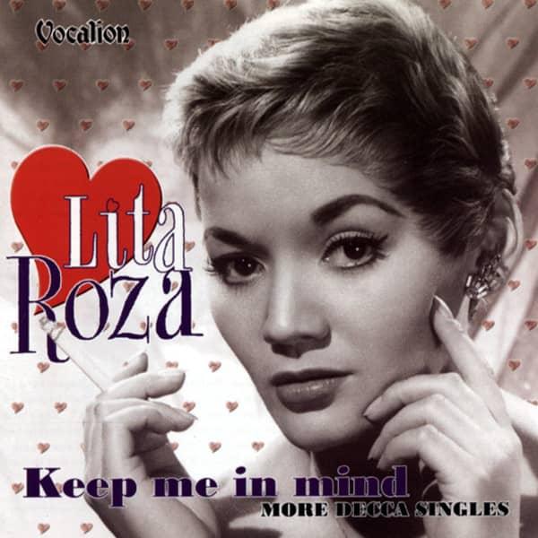 Keep Me In Mind - More Decca Singles