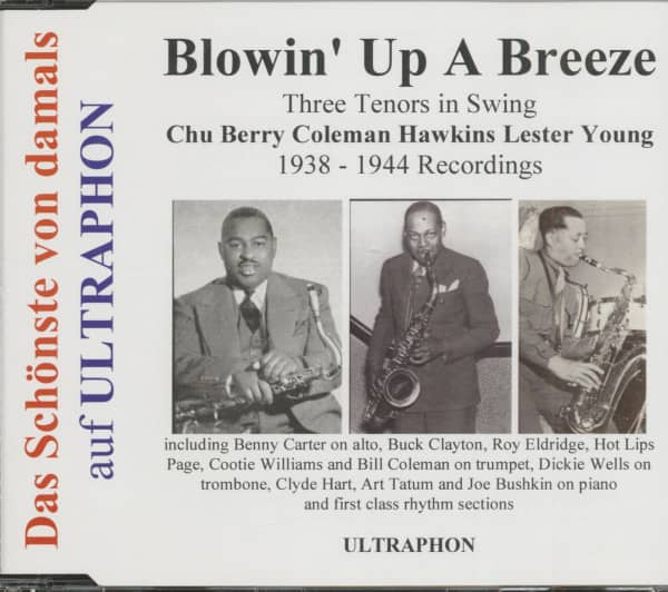 Blowin' Up A Breeze - Das Schönste Von Damals (CD)