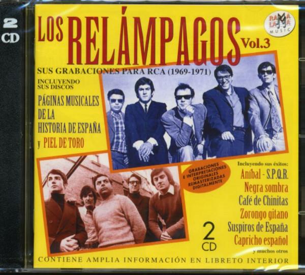 Sus Grabaciones Para RCA Vol.3 - 1969-1971 (2-CD)