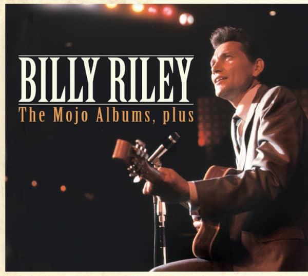 The Mojo Albums, Plus (CD)