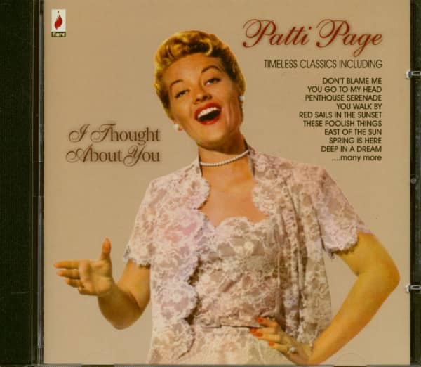 I Thought About You (CD)