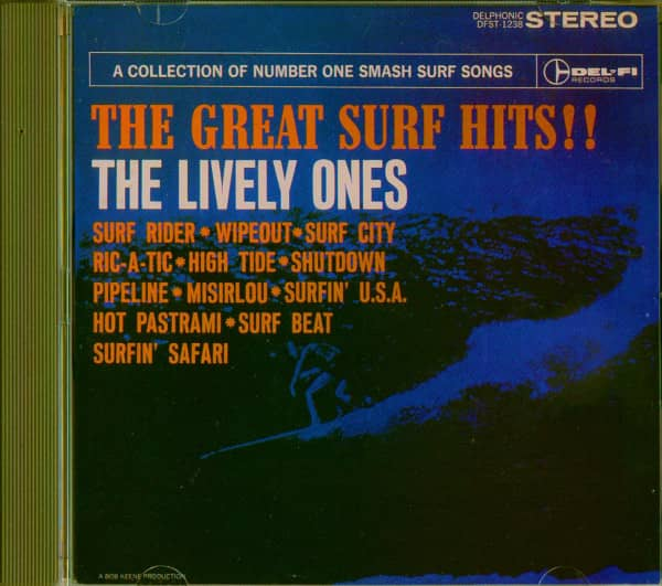 The Great Surf Hits (Cut-Out)