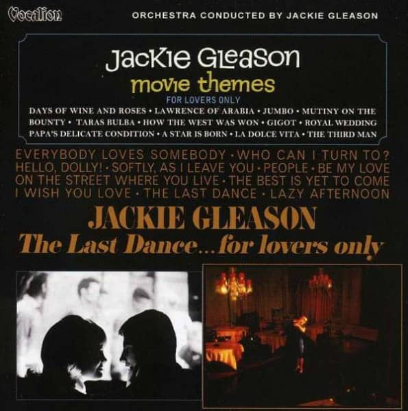 Movie Themes For Lovers Only (1963) & The Last Dance...For Lovers Only (1963)