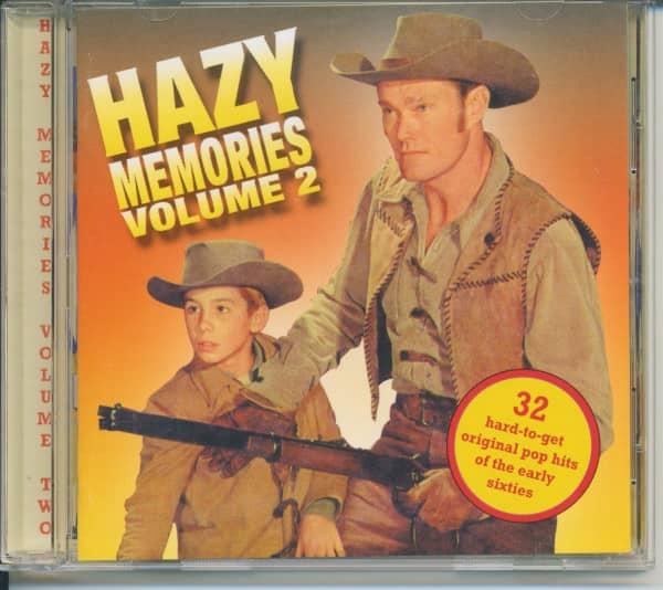 Hazy Memories Vol.2 (CD)