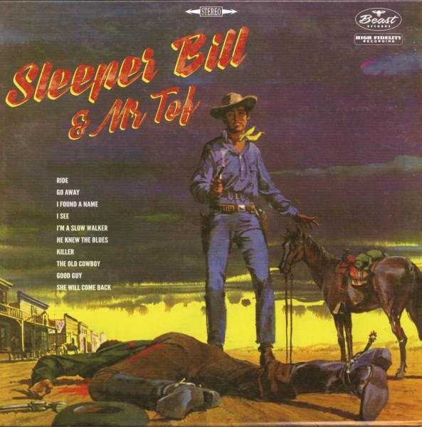 Sleeper Bill & Mr. Tof (LP)