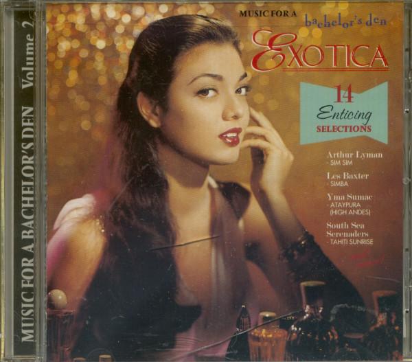 Exotica - Music For A Bachelor's Den Vol.2 (CD)