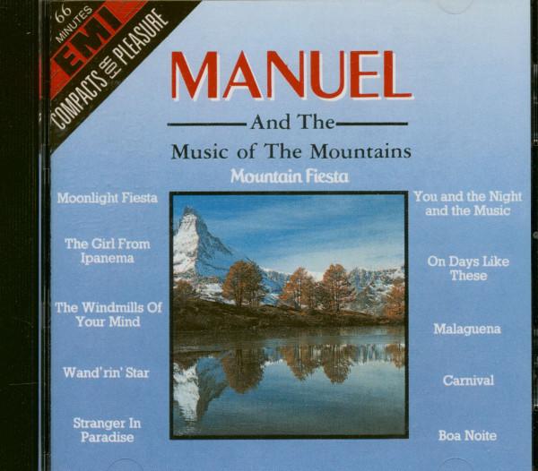 Mountain Fiesta (CD)