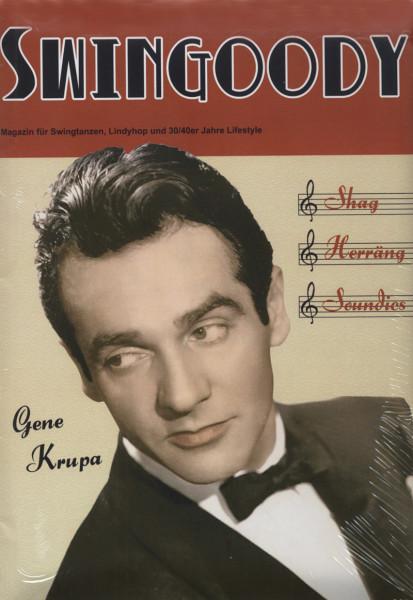 Swingoody #2 (oktober 2012) - Magazin für Swingtanzen, Lindyhop und 30 - 40er