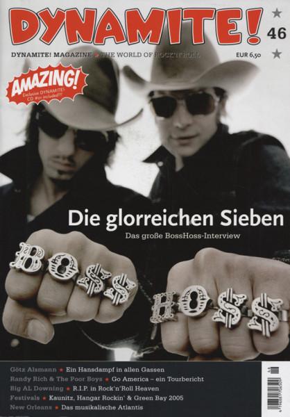 Nr.46 - Magazin & CD