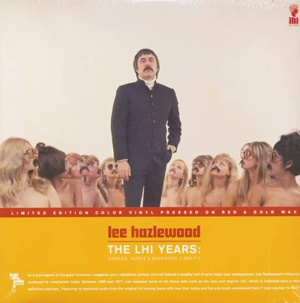 The LHI Years - Singles, Nudes &ampamp; Backsides 1968-1971 (2-LP, Colored Vinyl, Ltd.)