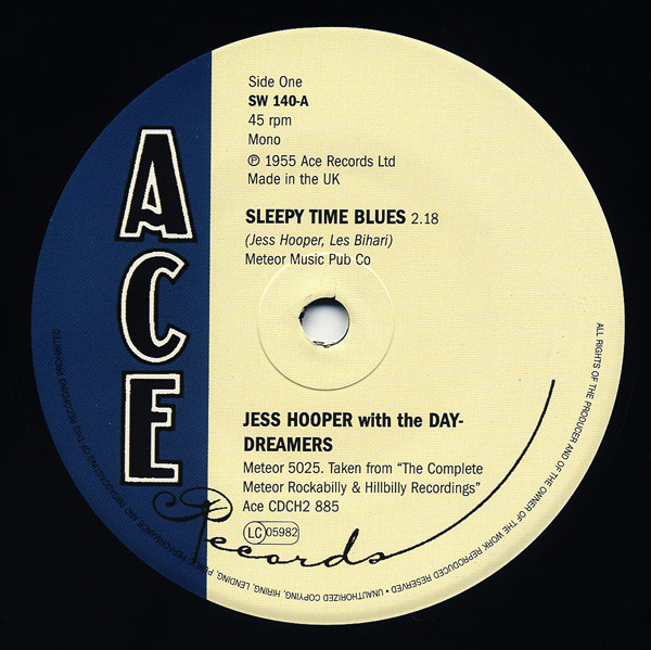 Sleepy Time Blues - All Messed Up (7inch, 45rpm)