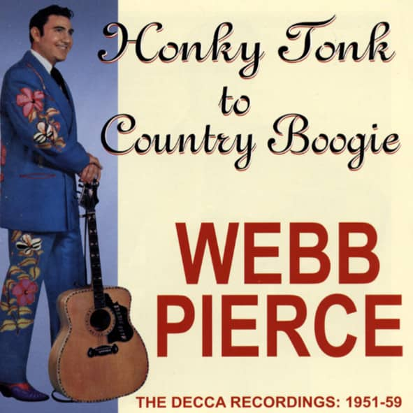 Honky Tonk To Country Boogie