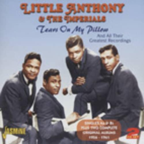 Tears On My Pillow 1956-61 (2-CD)