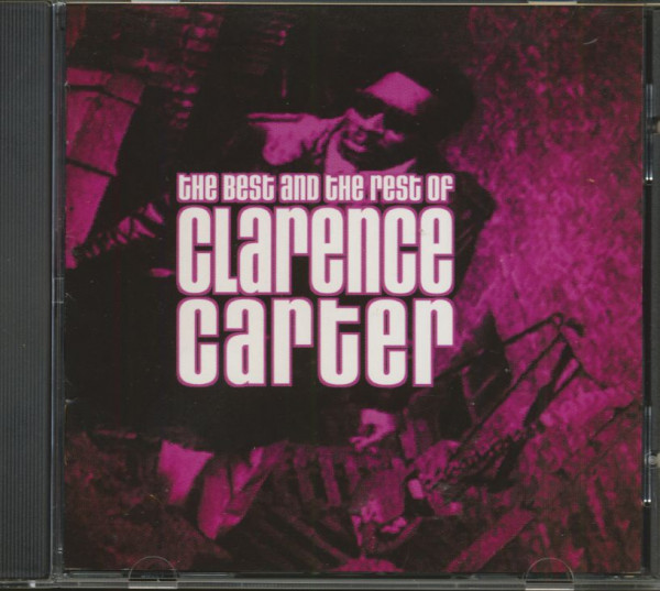 The Best And The Rest Of Clarence Carter (CD, Cut-Out)