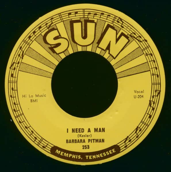 I Need A Man - No Matter Who's To Blame (7inch, 45rpm)