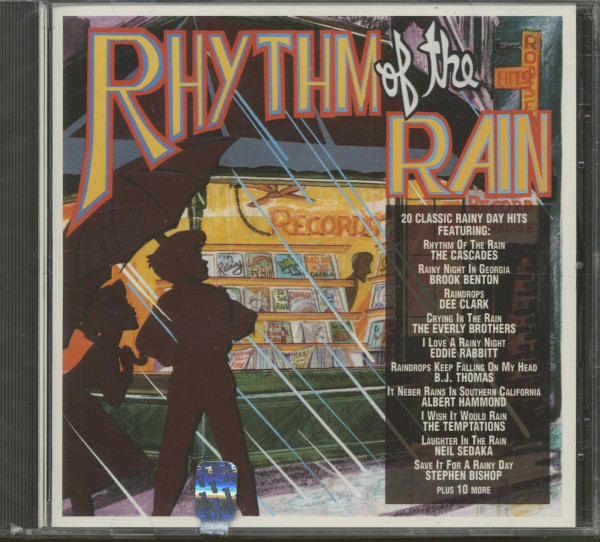 Rhythm Of The Rain (CD)