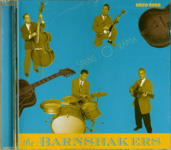 String-O-Rama (CD)