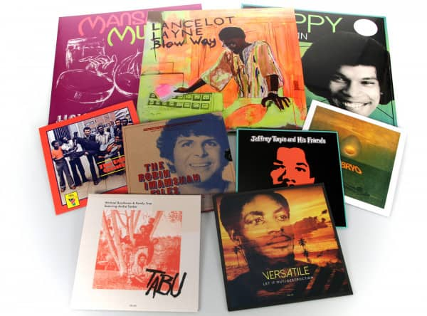 Tropical Soul, Funk & Kaiso - Cree Records Bundle (Vinyl)