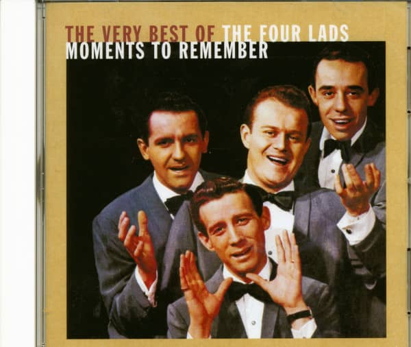 Moments To Remember - Best Of (CD)