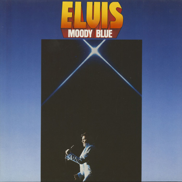 Moody Blue (LP)