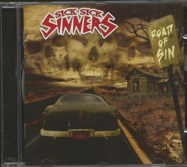 Road Of Sin (CD)